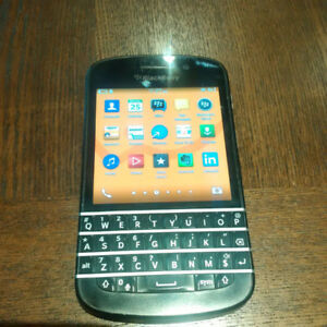 Blackberry Q10 Wind Freedom