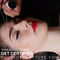 Threading Diploma Certificate Course