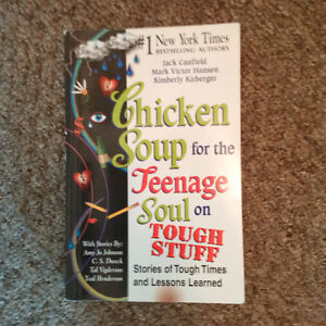 Chicken Soup for The Teenage Soul Book Lot