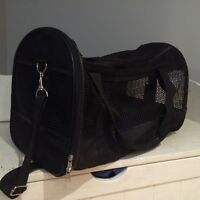 Cage de transport souple  - Flexible pet carrier