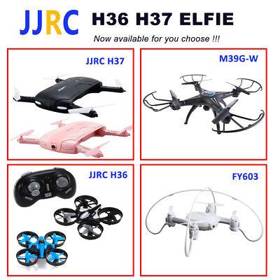 JJR/C H36 Mini Drone 2.4Ghz 4CH 6-Axis GYRO RC Quadcopter Headless LED 360° Flip