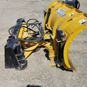 HLA 3000 SERIES SKID STEER SNOW BLADE