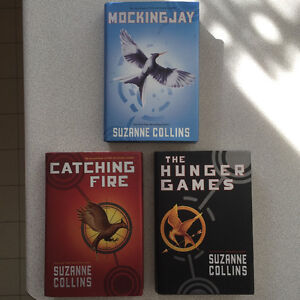 The Hunger Games Trilogy $25.00 Stratford Kitchener Area image 4