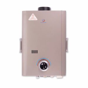 Instant Hot Water Anywhere - Eccotemp L7 Tankless Water Heater