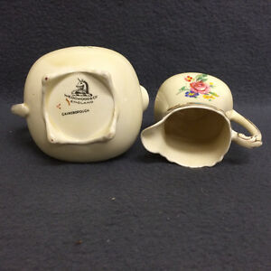 Collectible Antique Wedgwood & Co England Creamer Set London Ontario image 5