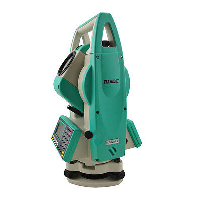 Rts-822r4 Ruide 400m Reflectorless Total Station With Sd