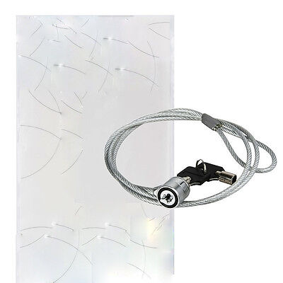 Notebook Security Cable Lock (Notebook Laptop Computer Lock Security Security China Cable With Key)