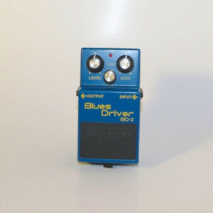 Boss Blues Driver BD-2 Guitar Pedal