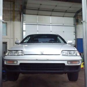 1991 Honda CRX SI SPECIAL EDITION Coupe (2 door) Kitchener / Waterloo Kitchener Area image 2