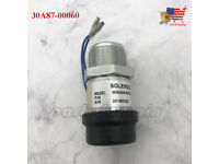12V Shutoff Stop Solenoid MM409-67001 For Mitsubishi Engine S3L2-E2 S4L2 L2E
