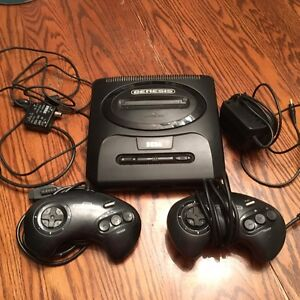 Sega Genesis Console + 20 Games for SALe