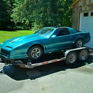 1982 Pontiac Firebird Project