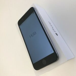 IPhone 6 128 GB Space Gray.
