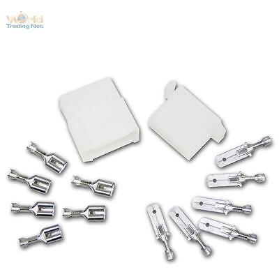 1 Paar Steckverbinder 6-polig Mehrfachsteckverbinder Stecker & Buchse/Kupplung