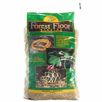 LM Zoo Med Forrest Floor Bedding - All Natural Cypress Mulch 8 (Cypress Mulch)