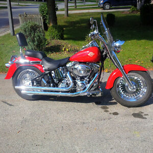 2005 Harley Davidson Fat Boy Immaculate Condition
