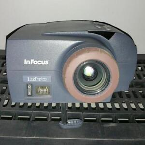 InFocus LitePro 720 Projector