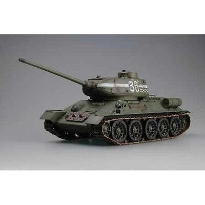 Torro 1:16 RC Panzer T34/85 + IR Battlesystem, Soundmodul Fire action 2,4GHz RTR