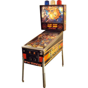 F-14 Pinball Machine Wanted