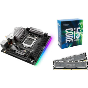 ---I'm looking---  for Intel 6th gen LGA1151 CPU and DDR4 RAM
