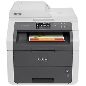 BROTHER MFC-9130CW Wireless Color Laser Printer