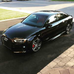 Reprise location Audi S3 2017