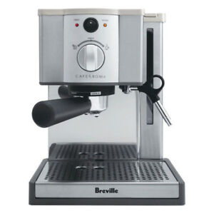 NEW Breville Café Roma Espresso Machine ESP8XL - BREESP8XL
