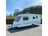 2003 Swift Signature 17/4 - 4 Berth Touring Caravan