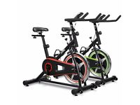 JLL IC200 Indoor Exercise Bike 10kg Flywheel 12 Months Warranty | Daddy Supplements