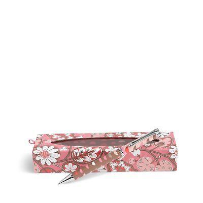 Vera Bradley Ball Point Pen in Blush Pink