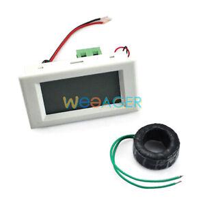 AC-300V-100A-Digital-Lcd-Panel-Ammeter-Volt-Meter-Amp-Voltmeter