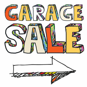 Summer Garage Sale - Sherwood Forest Area