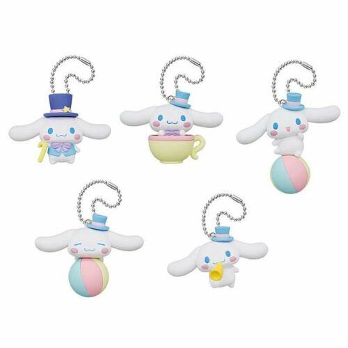 Sanrio Cinnamoroll Miniature Pastel Keychain Kawaii Charm 1 Random Figure