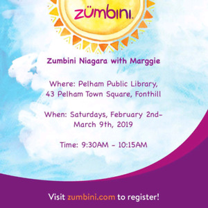 Zumbini (Zumba for little ones and caregivers)