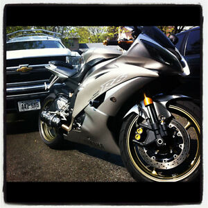 yamaha YZF R6 - priced to sell