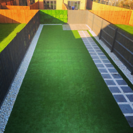 Landscaping paving deckings turf artifical grass