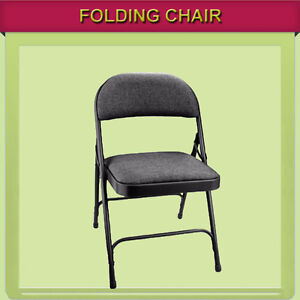 FOLDING CHAIR - $10 OR TWO FOR $15
