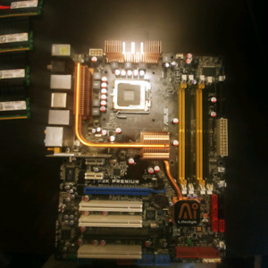 ASUS MOTHER BOARD