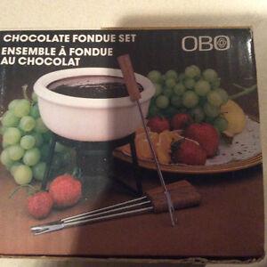 Chocolate fondue Kitchener / Waterloo Kitchener Area image 1