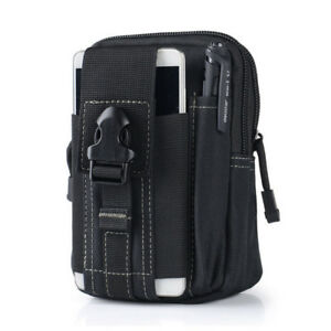 Tactical Molle Waist Pouch / Pack