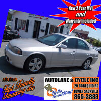 2006 Lincoln LS BC CAR......NO RUST......VERY SHARP CAR!!!!!!!! Bedford Halifax Preview