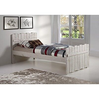 Donco Trading 1383-TRS Tree For nothing Twin Bed Rustic Sand NEW