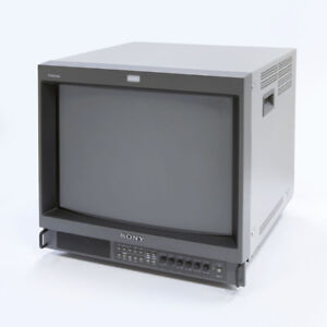 Sony PVM, BVM or other CRT monitors