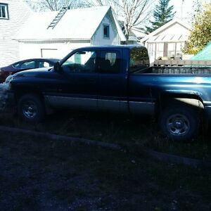 2001 Dodge Other Pickups ram 1500 Camionnette