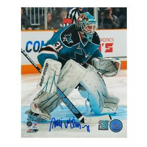 ANTTI NIEMI San Jose Sharks Autographed 8 X 10 Photo With COA