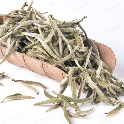 2019 100% Organic Silver Needle White Tea Chinese Bai Hao Yin Zhen Premium Tea Chinese White Tea
