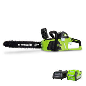 """16"""" Brushless Chainsaw -Electric"""