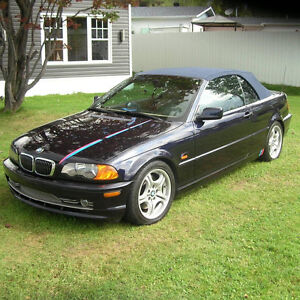 2002 BMW 3-Series Cabriolet