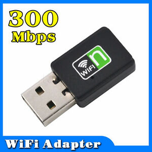USB WIFI WIRELESS B / G / N 300MBPS ADAPTER FOR IPTV