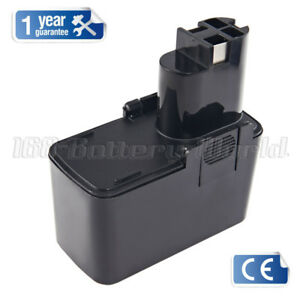 Ni-Cd 9.6V Battery for Bosch PSB 9.6VES-2,PSR 9.6VES-2,GSR 9.6 VES-2,2607335037